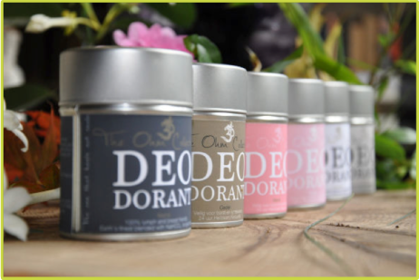 The ohm collection - deodorant